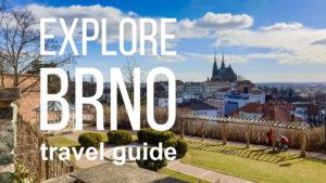 ADATTO.CZ, propagační video Explore Brno - Travel Guide & Maps