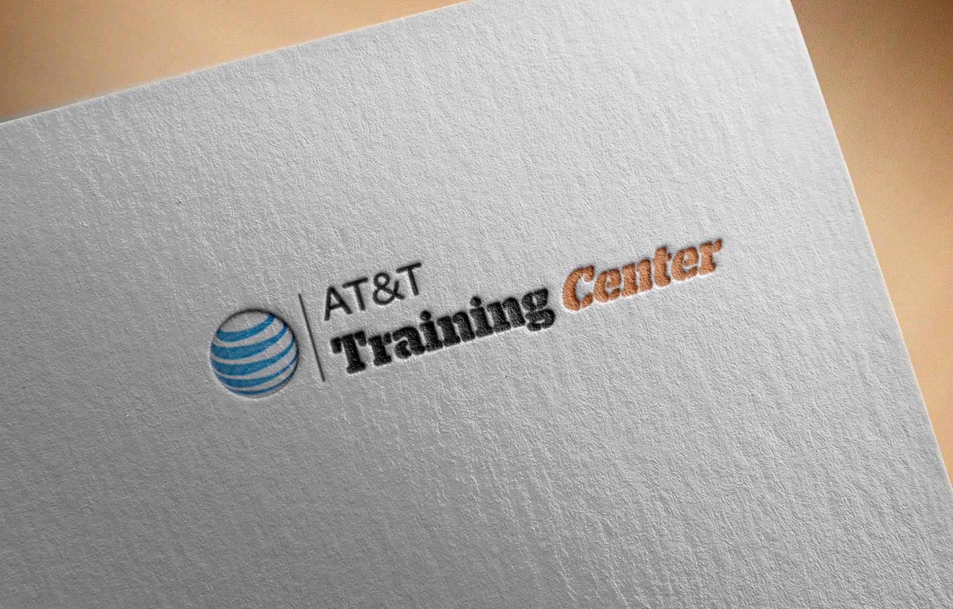 Adatto.cz, tvorba loga - AT&T Training Center