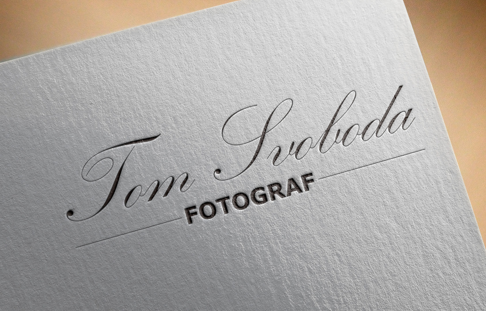 Adatto.cz, tvorba loga - Tom Svoboda Fotograf