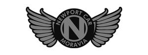 Newport Car pronájem limuzíny na svatbu